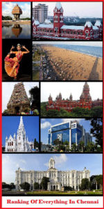 Know Ranking Of Everything In Chennai City