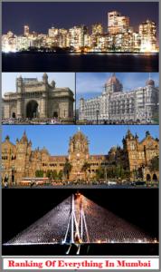 Know Ranking Of Everything In Mumbai City