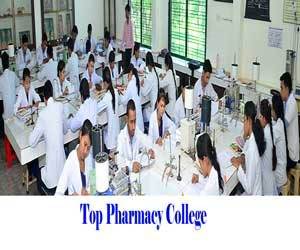 Top Pharmacy College Ranking In India