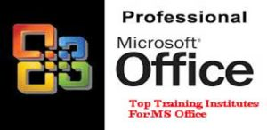 City Wise Best Training Institutes For MS Office In India