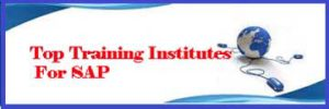 City Wise Best Training Institutes For SAP In India