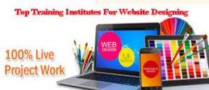City Wise Best Training Institutes For Website Designing In India