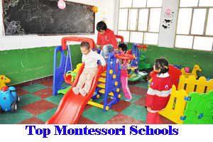 Top Montessori Schools In Mumbai