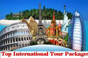 Top International Tour Packages In India