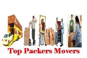 City Wise Best Packers Movers In India