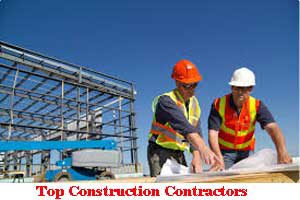 City Wise Best Construction Contractors In India