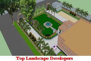 City Wise Best Landscape Developers In India