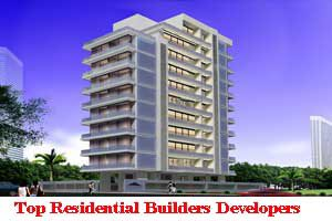 City Wise Best Residential Builders Developers In India