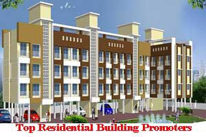 City Wise Best Residential Building Promoters In India