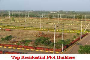 City Wise Best Residential Plot Builders In India