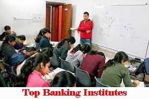 City Wise Best Banking Institutes In India