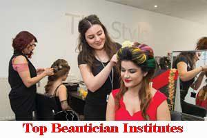 City Wise Best Beautician Institutes In India