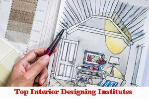 City Wise Best Interior Designing Institutes In India