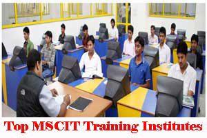 City Wise Best Mscit Training Institutes In India