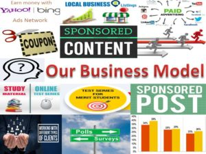 Know Our Business Model