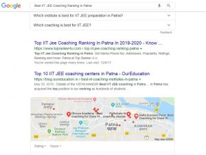 Best Website To Promote IIT JEE Coaching In India With Proof 1