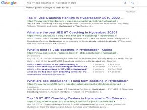 Best Website To Promote IIT JEE Coaching In India With Proof 2