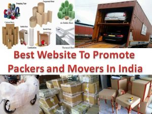 Best Website To Promote Packers And Movers In India